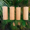 Koshi Wind Chimes - all 4 chime tunings playing together
