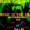2ja Essential Touch Part 1 Black Coffee FEAT. Ribatone -Music Is the Answer