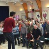 Week-end chantant de Troyes - premières impressions