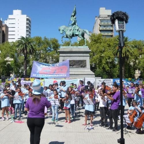 Concierto de Visibilización de las Orquestas Infantiles