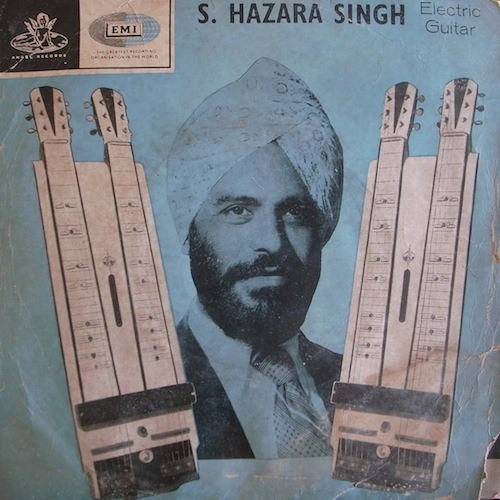S Hazara Singh Electric Guitar Film Tunes
