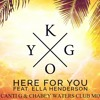 Kygo - Here For You Ft. Ella Henderson (Canti G & Chabey Waters Club Mix) Prew
