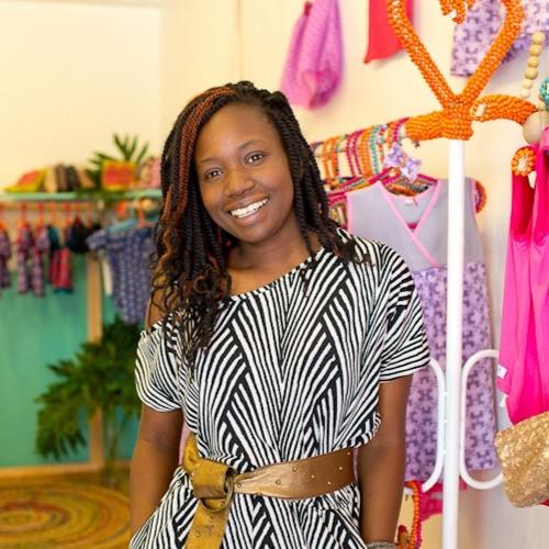 Shingai Nyagweta talks about her children's clothing company KuNa Kids