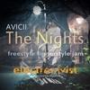 Avicii - The Nights (freestyle fingerstyle jam)