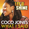 What I Said - Music - Coco Jones - Let It Shine - Disney Channel