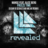 Manse Feat. Alice Berg - Freeze Time (DJ3AN & Sebastian Mejia Remix)