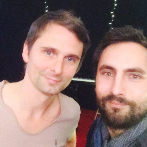 Muse Matt Bellamy Interview - Virgin Radio France - Le Lab (20/3/2016)