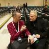 Mantrasound intervista Amedeo Minghi al II° Memorial Tenco(Acqui Terme)