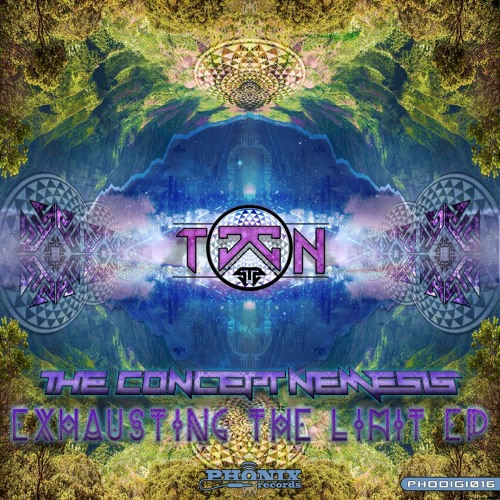 The Concept Nemesis - Exhausting the Limit EP