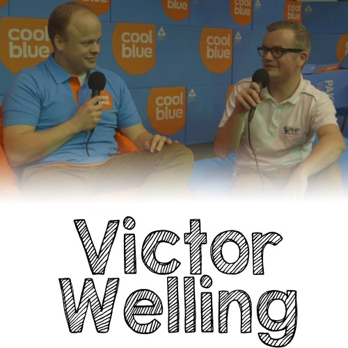 Victor Welling of Coolblue - e-commerce & tech at Coolblue