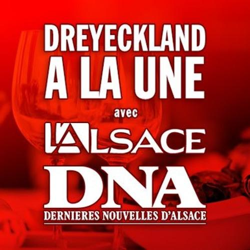 Dreyeckland à la Une - avec l'Alsace et les DNA (archives)