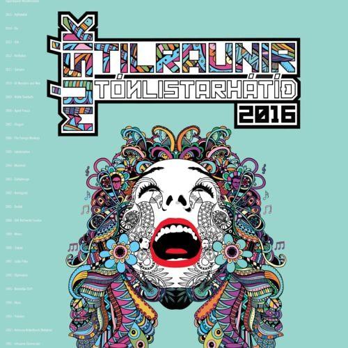 Músíktilraunir 2016