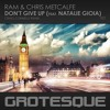 RAM & Chris Metcalfe feat. Natalie Gioia - Don't Give Up (Craig Connelly Remix)