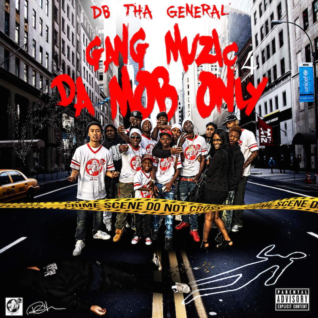 DB Tha General - Body 2 [Thizzler.com Exclusive]