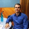 Dr. Luciano Castilhos no estúdio