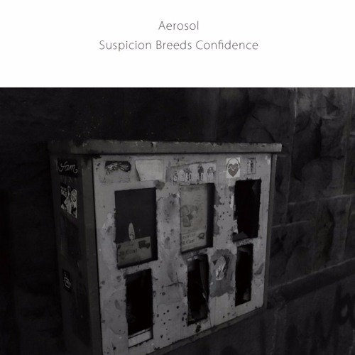 Suspicion Breeds Confidence - Rare Aquatic Ideologies
