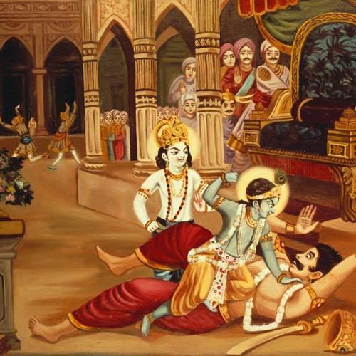 MATHURA LILA (Srimad Bhagavatam 10.41-50)