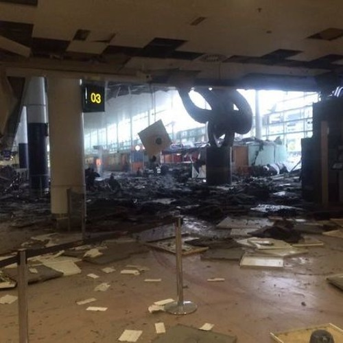 Terrorist Attack Shocks Brussels Visitors - Tuesday, March 22nd 2016