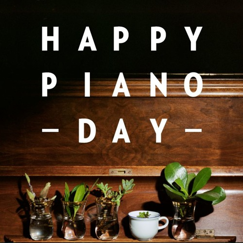 Piano Day 2016 Playlist