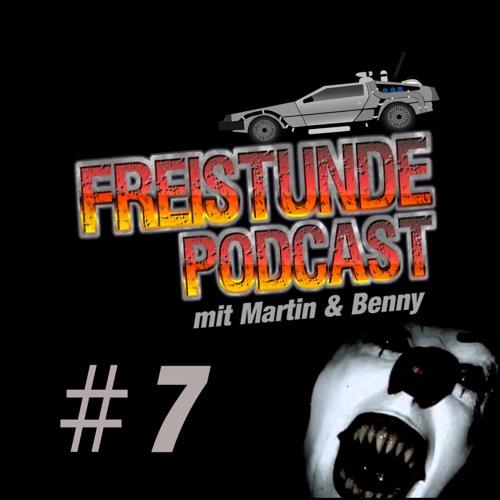 Freistunde #7 Stephen Kings Es Audiokommentar - Der Horror Podcast