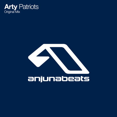 Arty Patriots By Anjunabeats Free Listening On Soundcloud