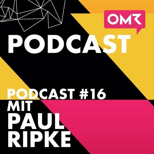 OMR #16: Marteria-Fotograf und Instagram-Ikone Paul Ripke