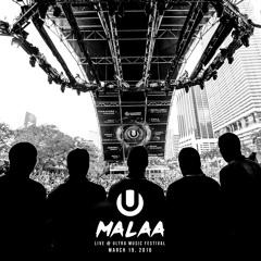 Malaa - Live @ Ultra Music Festival Miami 03.19.2016