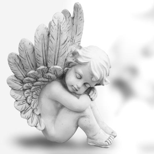 Картинка с надписью ты ангел
