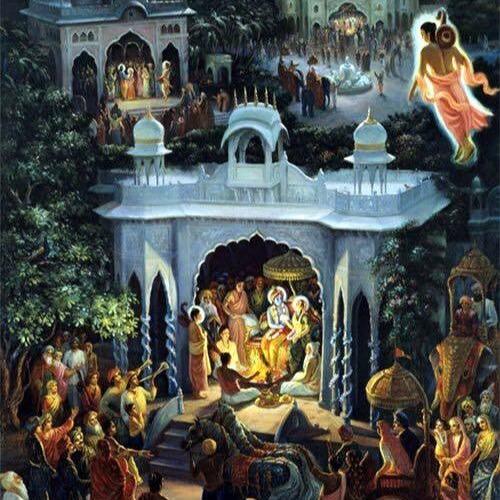 DVARAKA LILA (Srimad Bhagavatam 10.51-90)