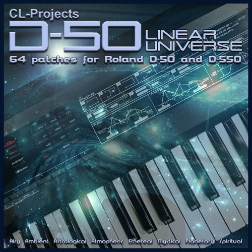 CL-Projects - Linear Cosmos (Linear Universe Demo)