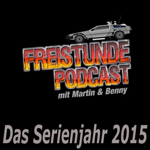 Das Serienjahr 2015 - Teil 1