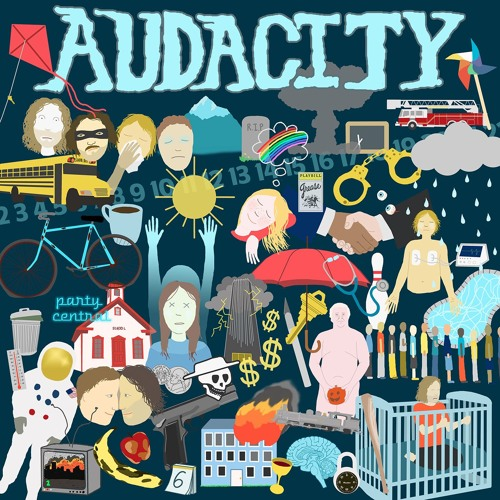 Lock On The Door by Audacity