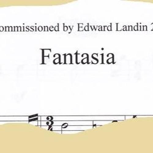 Fantasia for viola and organ by Kathleen Scheide