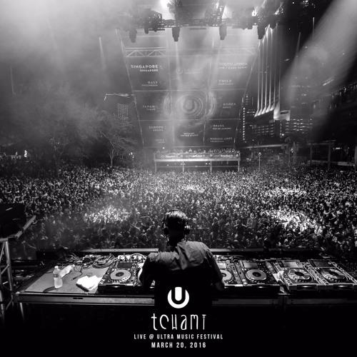 Tchami - Ultra Music Festival 2016 [live]