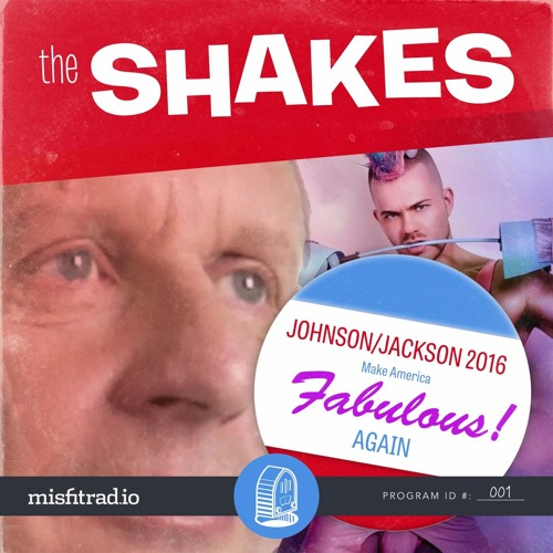 Johnson/Jackson 2016: Make America Fabulous Again! Cover Art