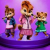The Chipettes- Worth It (Fifth Harmony)