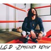 L.O.D - Two Phones ( Kevin Gates Remix)