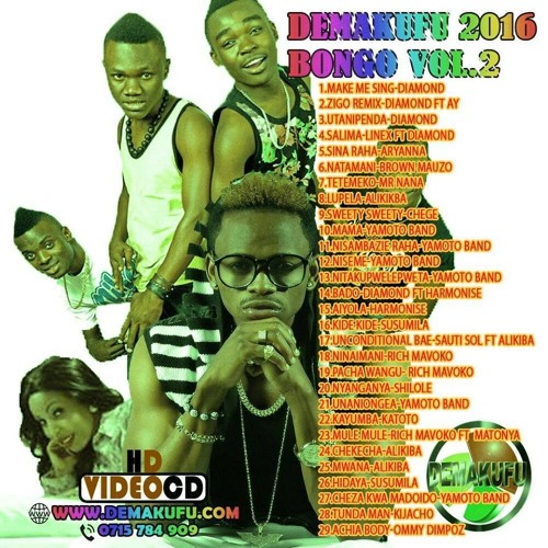 Demakufu Bongo 2016 Vol 2 by Demakufu | Selector Demakufu