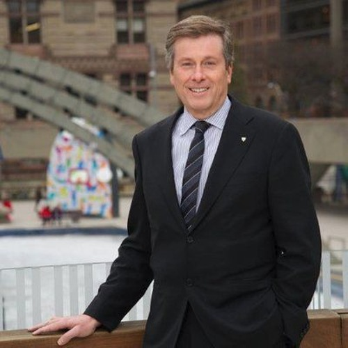 John Tory: Rob Ford Had a Positive Influence on Me - Wed, March 23rd 2016