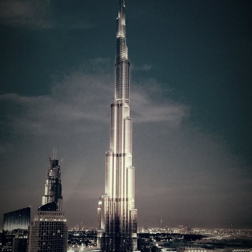 dj farhan - @ the top of burj mix