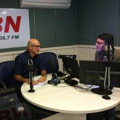 CBN PESQUISA E OPINIAO Áudio 23 Mar 2016- MARCOS