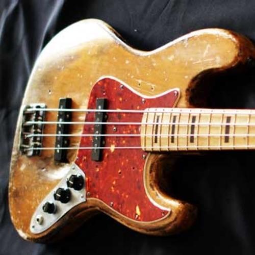 1969 Fender Jazz Bass