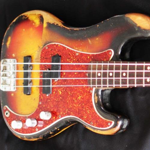 1963 Fender Precision Bass
