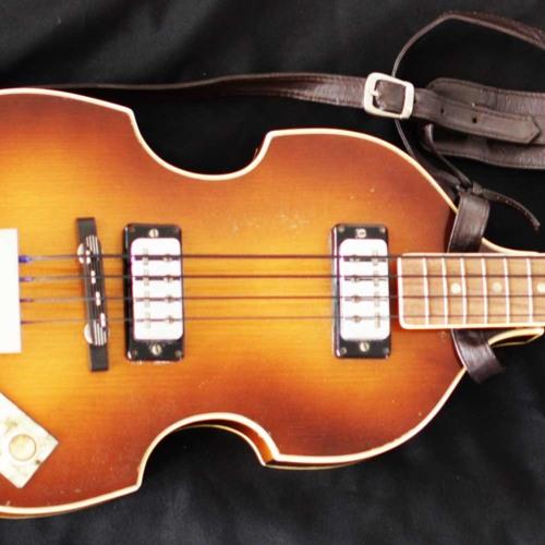 1964 Hofner Beatle Bass
