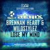 Brennan Heart & Wildstylez - Lose My Mind (Matt.K Remix)