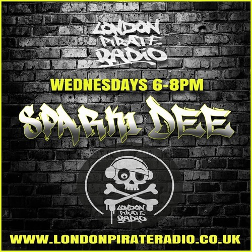 London Pirate Radio - Sparki Dee - Unsigned Show 23rd March 2016