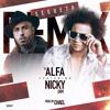 El Alfa Ft. Nicky Jam - Segueta (Remix) Portada del disco