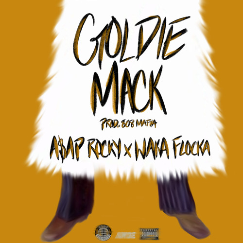"A$AP Rocky and Waka Flocka Flame Preview ""Goldie Mack"" for Wavy Wednesday news"