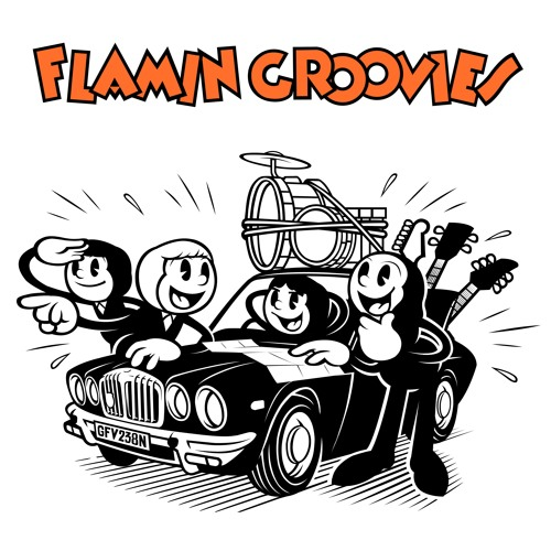 Flamin' Groovies - Crazy Macy