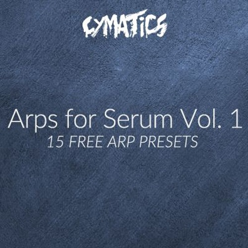 cymatics serum presets free